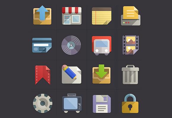 Flat-Design-icons-Set-Vol3