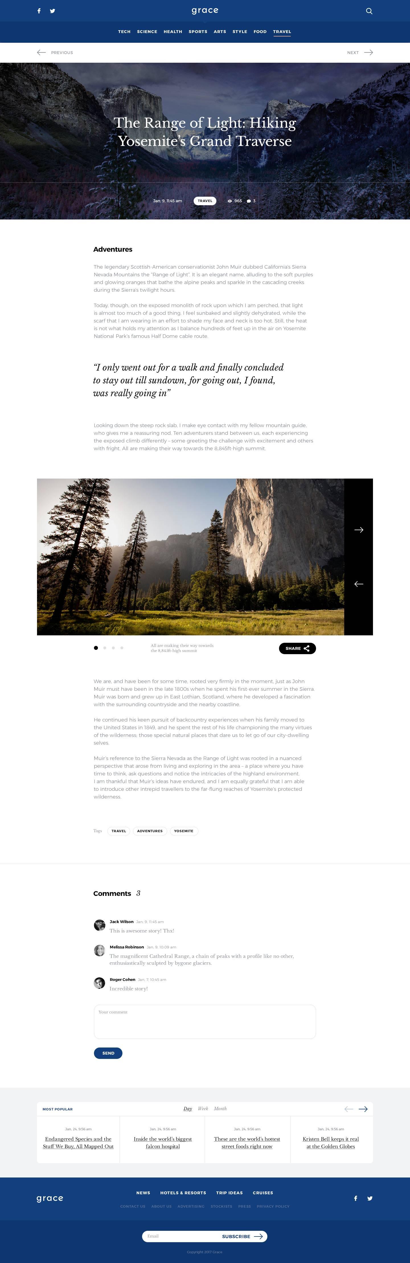 电商网站 产品页列表页模板.psd & .sketch素材下载 网页模板-第1张